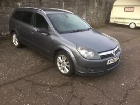 Vauxhall Astra Estate Sport , NEW MOT !!!