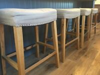 4 Used Bar Stools for Sale