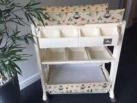 Kiddie Couture baby changing table/bath