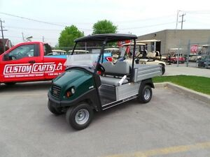 2016 club car Carryall  500 ELECTRIC  48VOLT UTILITY GOLF CART