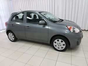 2017 Nissan Micra WOW! WHAT MORE DO YOU NEED!? 5DR HATCH w/ A/C,