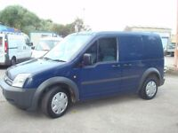 NO VAT Ford Connect in blue . OUTSANDNG CONDITION Full service history and MOT,Quick Sale £3250