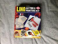Craft - Lino cutting & printing kit