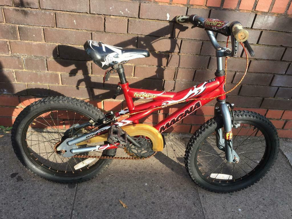 Children bike magna 18 inch | in Balsall Heath, West Midlands | Gumtree