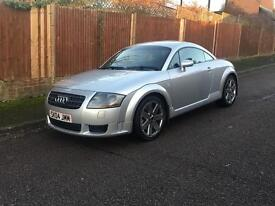 AUDI TT 3.2 V6 QUATTRO DSG, GREAT SPEC, PART EXCHANGE TO CLEAR