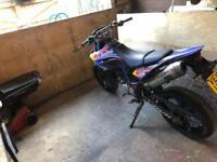 2010 Yamaha wr125x