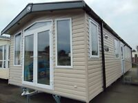 NEW Swift Bordeaux Static Caravan Holiday Home For Sale Near York