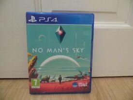 No Man's Sky - PS4 - Original Disc - Excellent Condition - Can Deliver