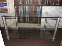 Glass TV Stand 50 inch
