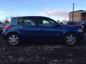 2005 RENAULT MEGANE 1.4 PETROL , , PRIVATE PLATE , , EXCELLENT RUNNER , , CHEAP CAR