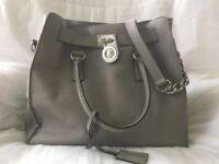 Michael Kors Hamilton large satchel tote bag for sale