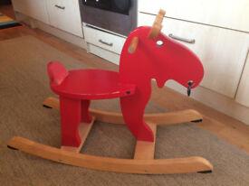 IKEA EKORRE - Rocking Moose