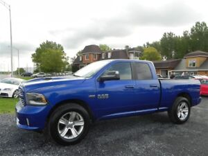 2015 Dodge Ram 1500 Sport 4WD*Mags*Bluetooth*Camera*Cruise*