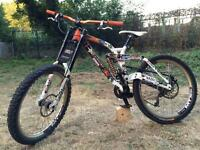 Kona Stab Deluxe 2009 dh mountain bike