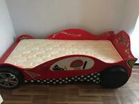 Car bed with mattress £20
