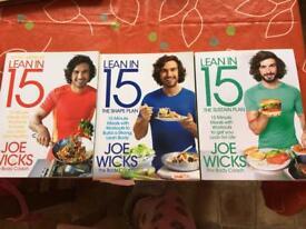 Body Coach Lean in 15 Books x 3