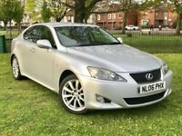 2006 LEXUS IS250 V6 PETROL MANUAL ** JUST PASSED MOT ** EXCELLENT