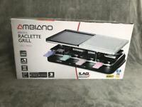 Brand New (Never Opened) Raclette Grill