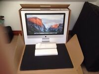 Apple imac 27inch 5k box no imac