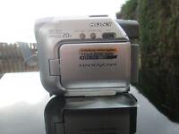 Sony DCR-SR22E Mini DV camcorder
