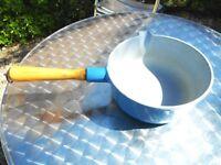 cast iron pan, belgium made