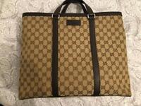 100% genuine Gucci tote handbag