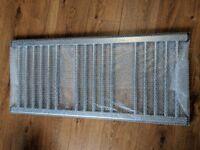 Towel Radiator 1000 x 450 chrome (brand new) Box not opened
