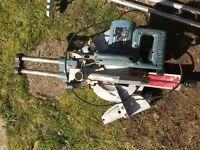 Erbauer 25mm sliding Mitre Saw