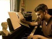 Professional Jazz and Pop Pianist available in London, Functions, Restaurants, Events, Weddings