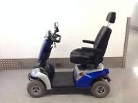 Kymco Maxer (EQ40DA) Mobility Scooter - 2014