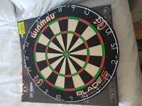 BLADE5 PRO DARTBOARD - DARTS, BRAND NEW UNUSED