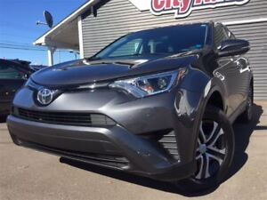 2016 Toyota RAV4 LE  All Wheel Drive  Blue-tooth
