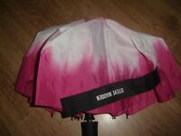 STEVE MADDEN TELESCOPIC BROLLY LIMITED EDITION