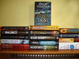 The Book of Dust - Vol 1 La Belle Sauvage by Philip Pullman. Excellent condition.