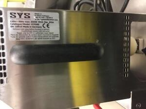 Vito 80 Oil Filtration Systems in Fryers