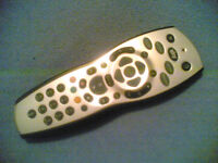 Sky HD Remote Control Rev 8R