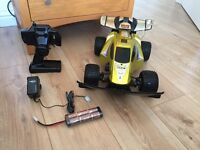 NIKKO 7.2V 1/10 SCALE ELCETRIC RC CAR VERY FAST COMPLETE SET WITH TAMIYA CONTROLLER AND NEW BATTERY