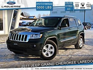 2011 Jeep Grand Cherokee **LAREDO*AUTOMATIQUE*CRUISE*VITRES*A/C*