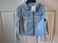 Denim jacket 5-6 years old