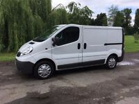 Low mileage, Racked for an engineer, Vivaro