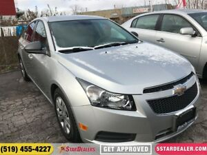 2013 Chevrolet Cruze LS | SAT RADIO | LOW