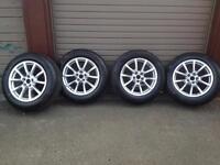 Audi Q5 alloys and tyres Q3 Q7