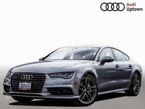 2016 Audi A7 3.0T Technik W/head up display