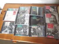 42 Classic CD's Including Jazz, Big Bands, Opera etc.