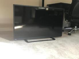 Toshiba 40L2433DB 40-inch Widescreen Full HD 1080p LED TV [can deliver in Plymouth]