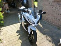 KAWASAKI NINJA 300 EX MINT CONDITION 899 MILES ONLY