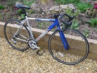 EXCELLENT LIGHTWEIGHT RACING CYCLE /BIKE LIKE NEW SMALL ADULTS