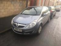 Vauxhall Corsa 1.3 CDTI 2009 may px/swap