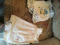 Newborn and 0-3 months baby girls clothes