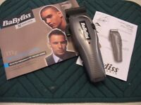 """Babyliss"" Barbers Clipper Set by Trevor Sorbie – including Hard bodied lockable case."